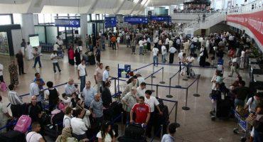 Numerosos vuelos cancelados en Francia por huelga