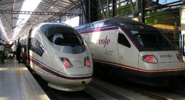 El tren supera al avión en larga distancia nacional