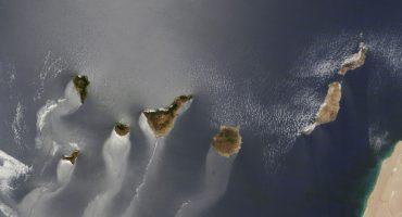La imagen del año de la NASA es de Canarias