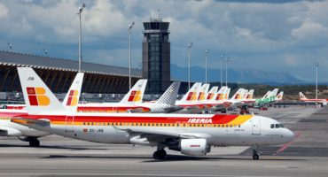 Aparca y vuela con Iberia