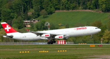 Swiss es la primera aerolínea «libre de alergias»