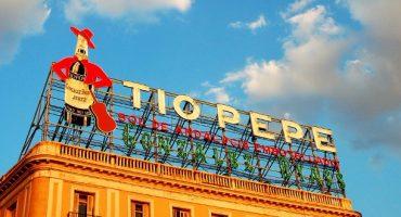 «Tío Pepe» vuelve a la Puerta del Sol de Madrid