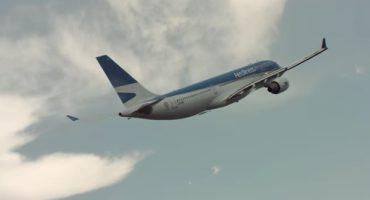 VÍDEO – Aerolíneas Argentinas & Antoine de Saint-Exupéry