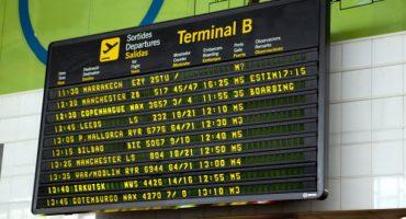 Los aeropuertos españoles mejoran su puntualidad