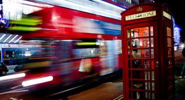 Huelga de transportes en Londres