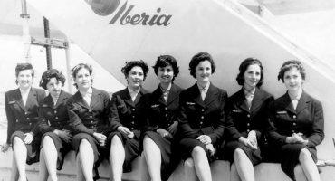 Iberia: 60 años con vuelos a Nueva York