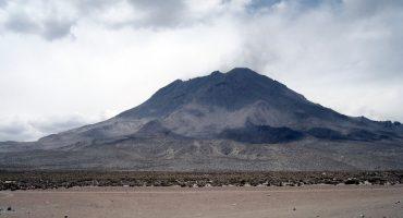 Estado de emergencia en Perú por el volcán Ubinas