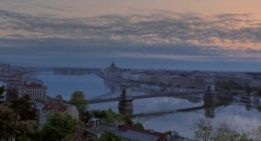VÍDEO – Paisaje urbano de Budapest
