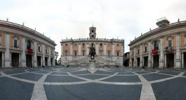 Gran exposición de Michelangelo en Roma