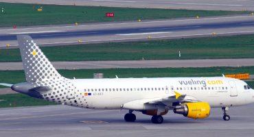 5 días de oferta de vuelos de Vueling