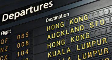 Menos retrasos en los aeropuertos de España y Europa