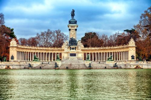 Madrid-monumento-alfonso