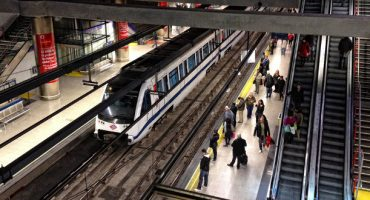 WiFi gratis en el Metro de Madrid