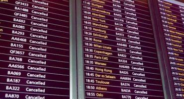 Huelga en Francia: retrasos y vuelos cancelados