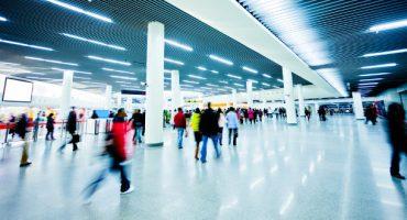 Récord de pasajeros y turistas en 2015