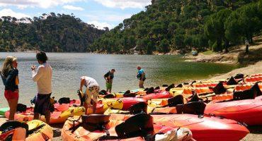 5 lugares para bañarse en la Comunidad de Madrid