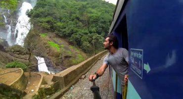 VÍDEO – Un selfie de 3 años alrededor del mundo