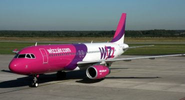 Sólo hoy: ¡20 % de descuento en Wizz Air!