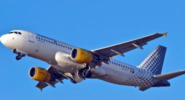 Paga con NFC o Scanning tus vuelos de Vueling