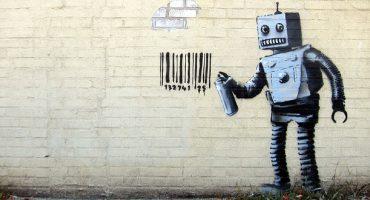 Exposición (no autorizada) de Banksy en Londres