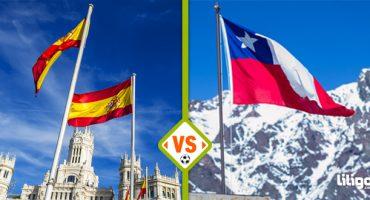 Mundial de Brasil 2014: ¡juega el encuentro España vs Chile!