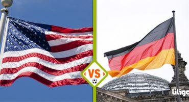 Mundial de Brasil 2014: ¡juega el encuentro EE. UU. vs Alemania!