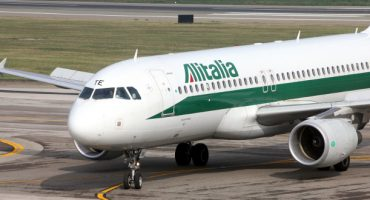 Etihad Airways compra Alitalia