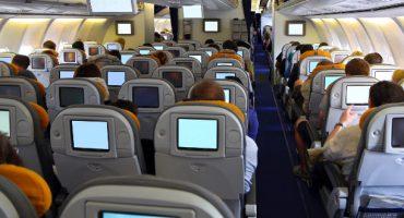 ¿Cuáles son los asientos preferidos de un avión?