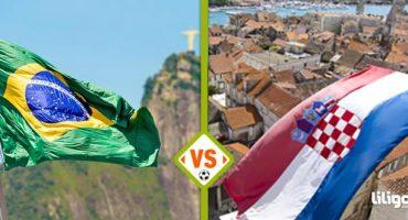Mundial de Brasil 2014: ¡juega el encuentro Brasil vs Croacia!