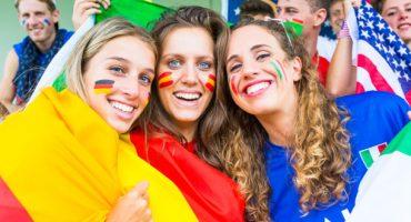 BRASIL 2014 – Las aficiones europeas más fieles a su selección