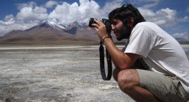 Eric Guinea y su aventura contra la cordura en Sudamérica