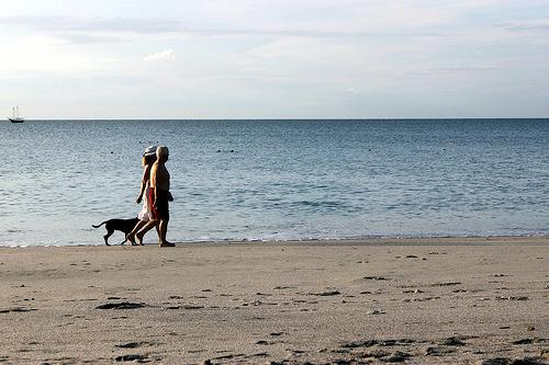 playas espana para ir pareja