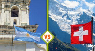 Mundial de Brasil 2014: ¡juega el encuentro Argentina vs Suiza!