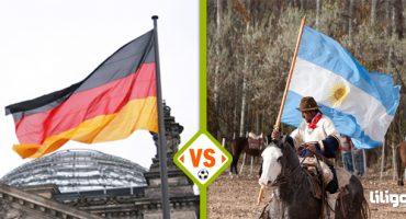 Final del Mundial de Brasil 2014: ¿Alemania o Argentina?
