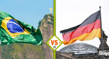 Mundial de Brasil 2014: ¡juega el encuentro Brasil vs Alemania!