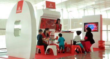 Emirates piensa en los niños