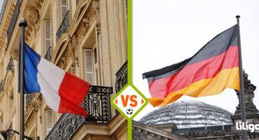 Mundial de Brasil 2014: ¡juega el encuentro Francia vs Alemania!