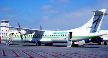 Binter Canarias lanza ofertas de vuelos interislas desde 11,35 €