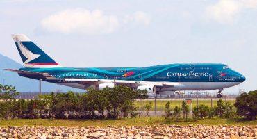Cathay Pacific retomará la ruta Barcelona-Hong Kong en 2018