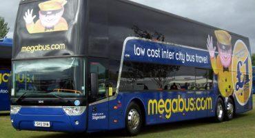 Megabus: el autocar low cost llega a España