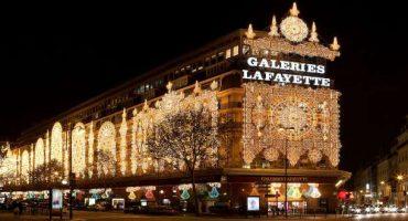 París, capital europea de las compras