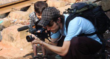 Iosu López, videoperiodista, realizador y mochilero