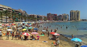 28 millones de turistas extranjeros en España