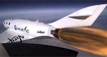 Vuelos espaciales desde Escocia con Virgin Galactic