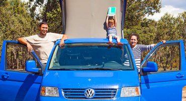 Viajando en furgoneta en familia: ¡La Furgoteta!