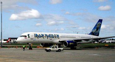 El cantante de Iron Maiden quiere su propia aerolínea