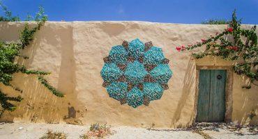 Djerbahood: ¡arte callejero en pleno Mediterráneo!