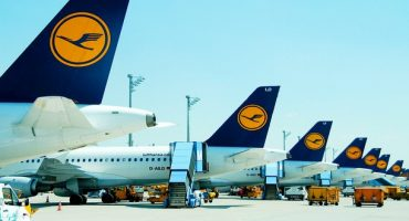 Huelga de Lufthansa en Múnich