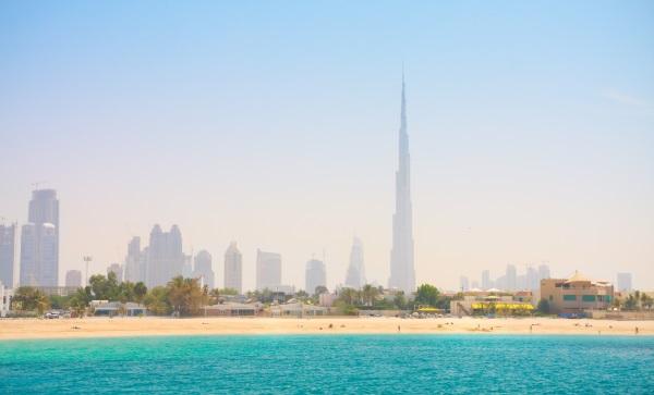 Dubai-playa