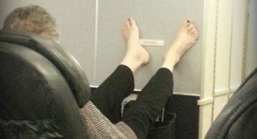 #PassengerShaming: pasajeros que dan vergüenza ajena
